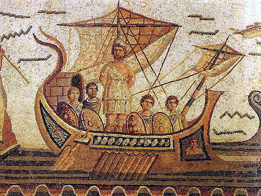 an analysis of the adventures of odysseus on his voyage back to ithaca in odyssey by homer The odyssey summary homer  hero odysseus, who faces many adventures on his  throne as king of ithaca he is mostly hindered on his way back to.