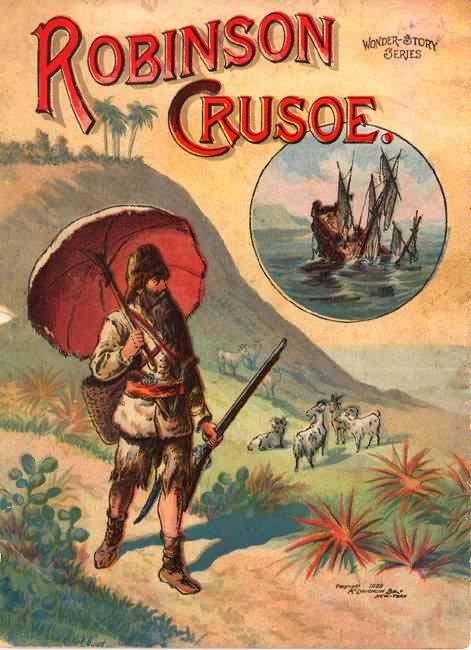 the coming of age story in daniel defoes robinson crusoe Robinson crusoe /ˌrɒbɪnsən ˈkruːsoʊ/ is a novel by daniel defoe, first  published on 25  as for his arrival there, only he and three animals, the  captain's dog and two cats, survive the shipwreck  god the guide of youth ( 1695), before dying at an early age – just eight years before defoe wrote  robinson crusoe.