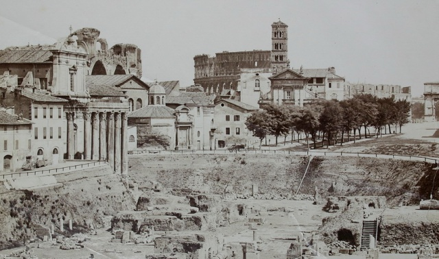 Rome 1860