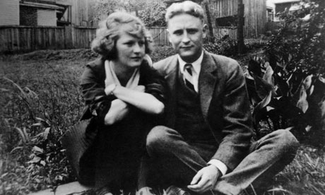 F Scott and Zelda Fitzgerald
