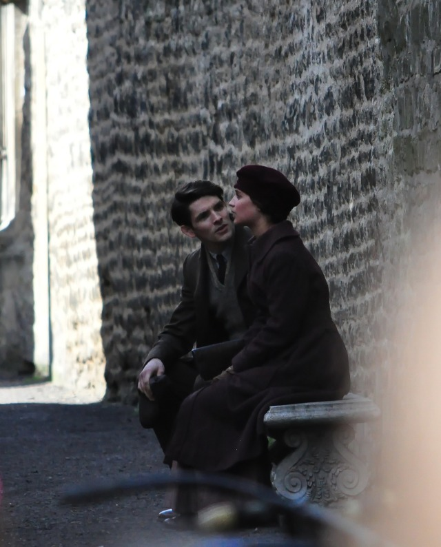Testament of Youth, still from the 2014 film