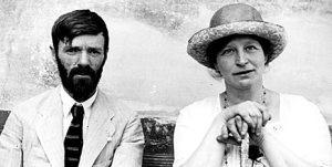 Lawrence and Frieda