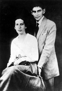 Felice Bauer and Franz Kafka