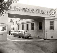 MGM, Culver City, 1930s