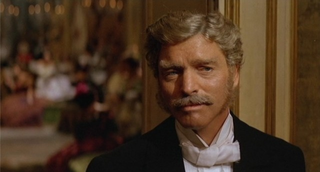 Burt Lancaster as The Leopard